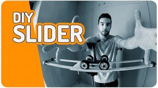 getlinkyoutube.com-DIY Slider Casero o Trolley Dolly