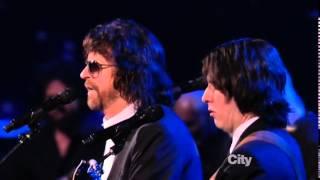 getlinkyoutube.com-Jeff Lynne, Dhani Harrison and Joe Walsh - Something