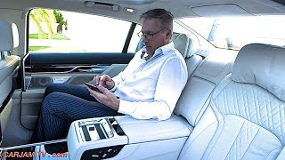 getlinkyoutube.com-BMW 7 Series 2016 INTERIOR BMW G11/G12 Commercial BMW 750Li xDrive M Sport CARJAM TV HD