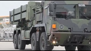 getlinkyoutube.com-New Patriot Missile System Launcher MEADS In Detail Review Commercial 2014 Carjam TV HD