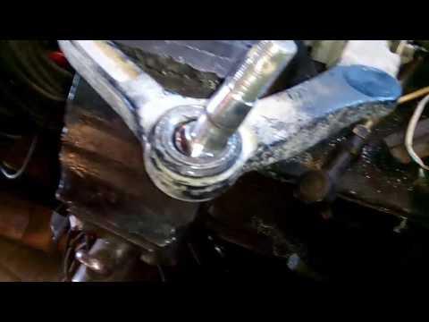 Kia Bongo3 ремонт подвески.