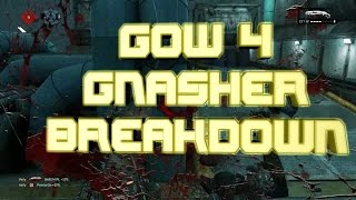 getlinkyoutube.com-Gears of War 4 GNASHER TRICKS BREAKDOWN