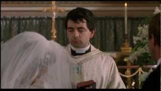 getlinkyoutube.com-Mr. Bean - As a Nervous trainee Priest (HD)