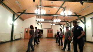 getlinkyoutube.com-Indian Sound - Line Dance - Indian Song by Two in One