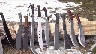 getlinkyoutube.com-Machetes 1: Intro to Machetes, Uses and Benefits