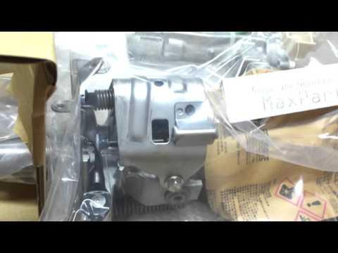 452506AA730 Рулевая колонка в сборе Toyota Prado 120