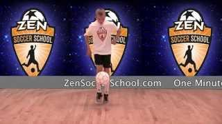 Two footed Pogo Juggle