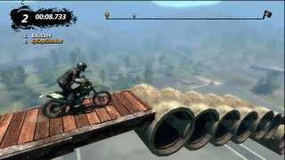 Trials Evolution: More User Made Levels Ep. 46 Completing Flip Flop in 1 try