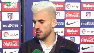 Resumen de las declaraciones de Víctor Sánchez, Ceballos y Piccini tras el Atlético-Betis