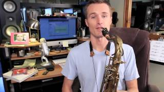 How to Split Altissimo G on Tenor Saxophone