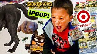 getlinkyoutube.com-Dog Poop In Target! Sick Bricks Shopping & Unboxing (FGTEEV FAMILY TRIP to TARGET w/ CANDY!!!)