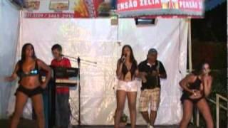 Charles dos Teclados  e Débora Melo O Furacão do Forró ao vivo - mulher não deixa não
