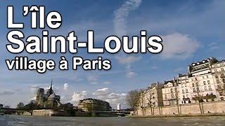 getlinkyoutube.com-L'Île Saint-Louis : village à Paris
