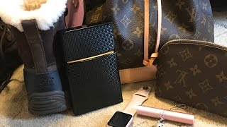 getlinkyoutube.com-Luxury Items I Couldn't Live Without Tag