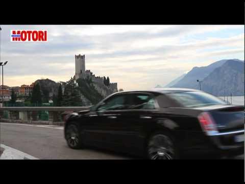 Gente Motori  Touring Test Lancia Thema