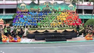 getlinkyoutube.com-สแตนด์เชียร์สีเขียว กีฬาประเพณีสตรีวิทยา ครั้งที่ 67  พ.ศ.2558