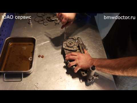 Vanos M54 BMW. Инструкция по ремонту