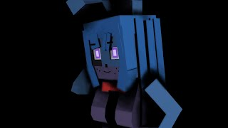 getlinkyoutube.com-Minecraft Animation - Fnia Nightmare Bonnie