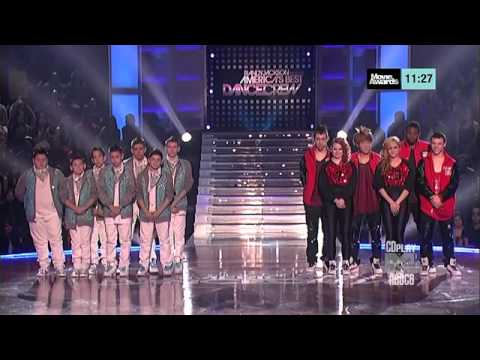 I.aM.mE - Rocketeer and Written In The Stars [FINAL at The 2011 MTV Movie Awards] (Week 10)