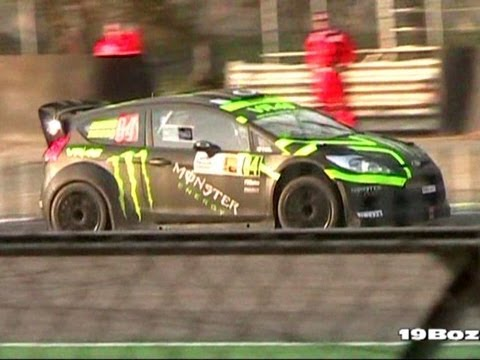 Monza Rally Show 2011 - PS5/PS6 - PURE RALLY SOUND!!!