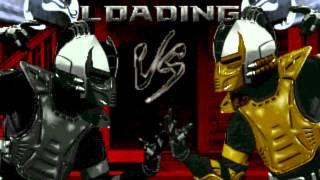 getlinkyoutube.com-Mortal Kombat Cyber World Finished (new select screen)