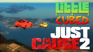 getlinkyoutube.com-Little and Cubed: Hunt! - Just Cause 2