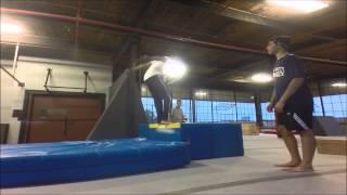 getlinkyoutube.com-Parkour & Freerunning- The Monkey Vault Gym (Toronto)