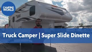getlinkyoutube.com-2017 Lance 1172 | Premium Truck Camper | Roadster | Ian Baker at American RV