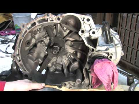 Trans & Clutch 2 - Seized Clutch Disc