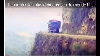 getlinkyoutube.com-Les routes les plus dangereuses du monde-film complet en francais