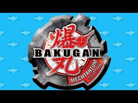 Bakugan Toys Mechtanium Surge 2011 Bakugan Toy Fair Preview