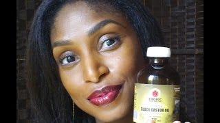 getlinkyoutube.com-30 Day Castor Oil & Liquid Biotin Challenge