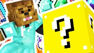 getlinkyoutube.com-LUCKY BLOCKS, CUSTOM ENCHANTS & NEW FACTIONS!! | Minecraft FACTIONS #1