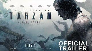 getlinkyoutube.com-THE LEGEND OF TARZAN - Official Trailer 2