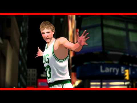NBA 2K12 - Legends Showcase DLC Launch Trailer