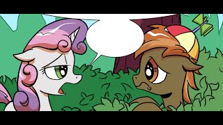 getlinkyoutube.com-MLP Comic Dub: 'Button Rekt' (comedy)