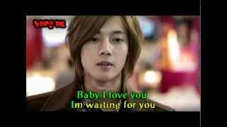 getlinkyoutube.com-내머리가 나빠서(Karaoke) (꽃보다남자OST) - SS501