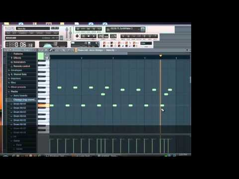 Lex luger/ Young Jeezy style Trap Beat tutorial!