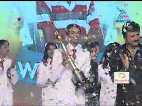 Asianet munch star singer junior 2011 grand finale winner