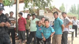 getlinkyoutube.com-新疆六维族人被指涉恐被射杀 五一前南北疆反恐大清查