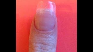 getlinkyoutube.com-How to - Sculpted gel nails