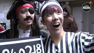 [BANGTAN BOMB] Enjoy 2014 Halloween