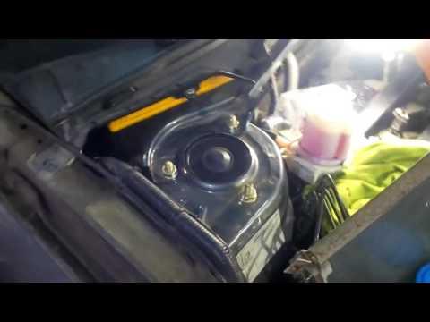 Замена жидкости ГУР Lifan x60 (лифан х60)