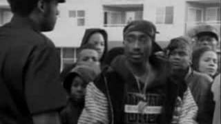 2PAC - c u when u get there (thugs mansion remix)