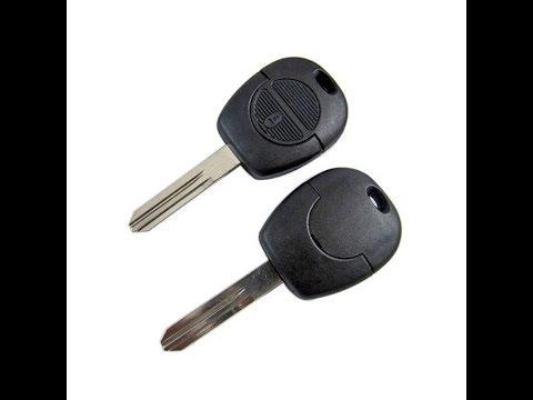 Ремонт ключа, брелка NISSAN