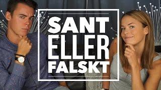 getlinkyoutube.com-SANT ELLER FALSKT med Emil