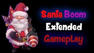 getlinkyoutube.com-Castle Clash Santa Boom Extended Gameplay