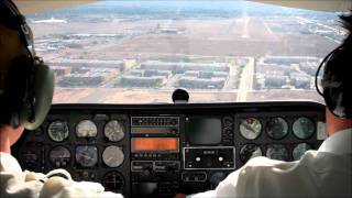 getlinkyoutube.com-Extreme crosswind landing in Las Vegas