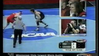 getlinkyoutube.com-Cael Sanderson goes for # 4!!!
