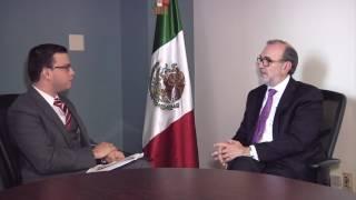 Entrevista Carlos Sada / Embajador de México en EEUU